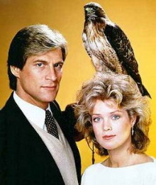 Manimal star Simon MacCorkindale